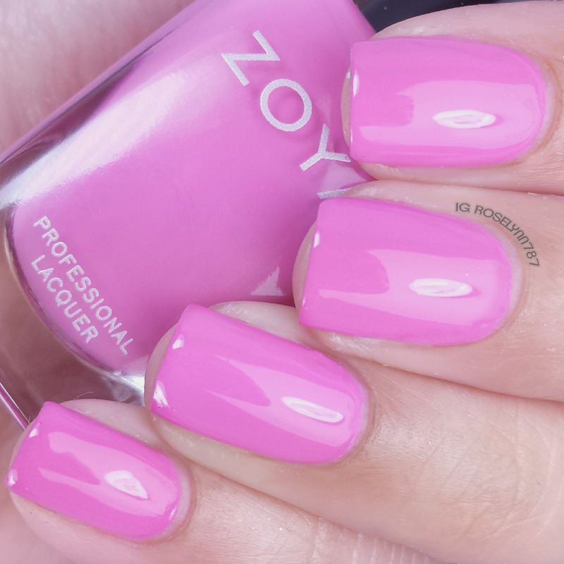 Zoya Eden Swatch by Rose Mercedes - Nailpolis: Museum of Nail Art
