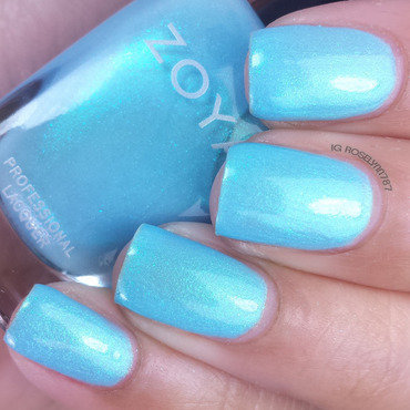 Zoya Rayne Swatch by Rose Mercedes