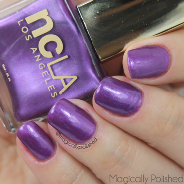 NCLA She Will Rock You Swatch by Ana