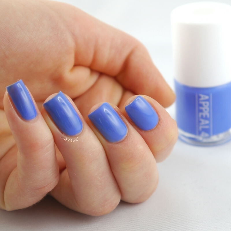 Appeal4 Baby Blue Eyes Swatch by Ann-Kristin