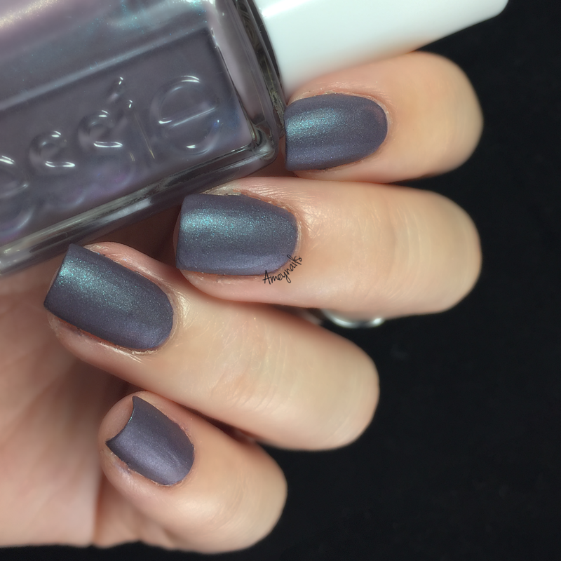 Essie Coat Couture Swatch by Amey