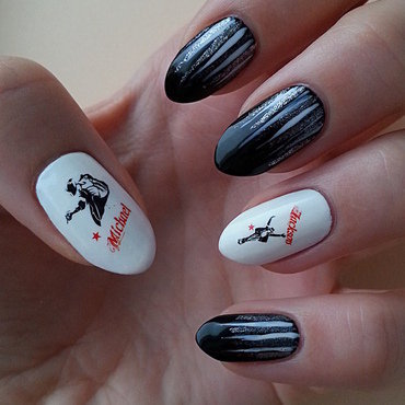 Music Manicure nail art by Mgielka M