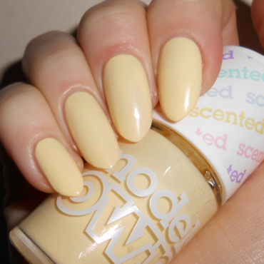 Models Own Banana Split Swatch by MyMintNails