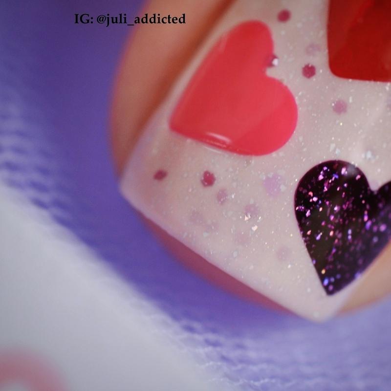 #71-2 nail art by Juli
