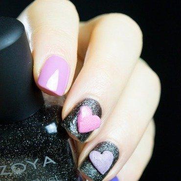 Valentine nail art 2 thumb370f