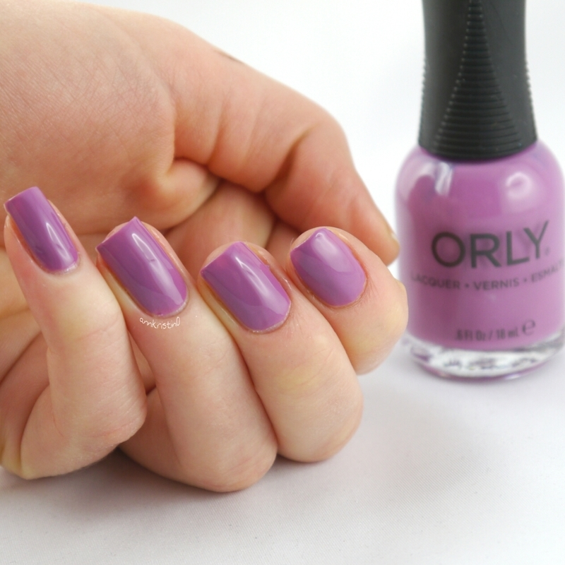 Orly Candy Shop Swatch by Ann-Kristin
