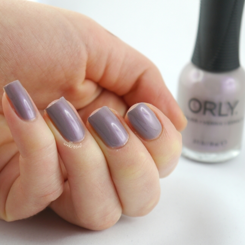 Orly Sweet Dreams Swatch by Ann-Kristin