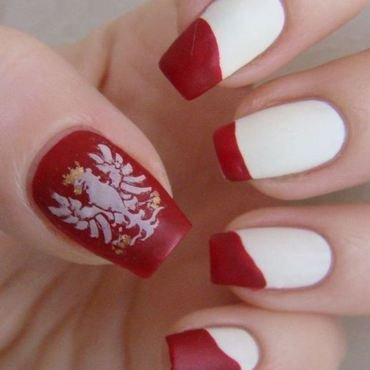 I'm from Poland :) nail art by Pretty Nails by Kasia