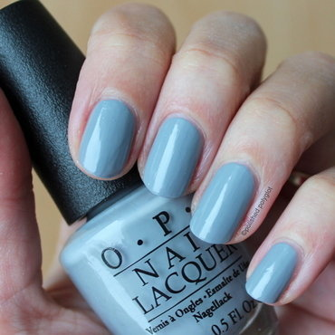 OPI Cement the Deal Swatch by Polished Polyglot