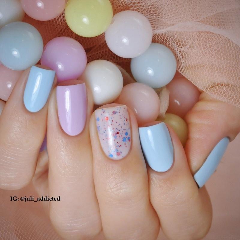 #73 nail art by Juli