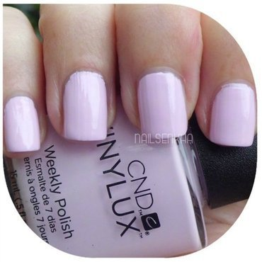 Cnd Vinylux Cake Pop 135 Swatch by Nailsenkha
