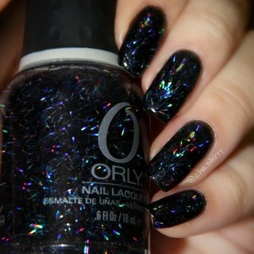 Orly Sunglasses At Night Swatch by cheshirrr