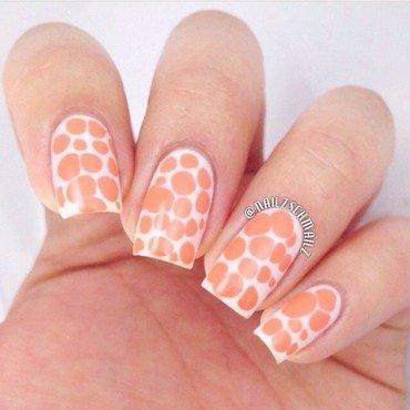 Blobbicure nail art by Eterna Santos