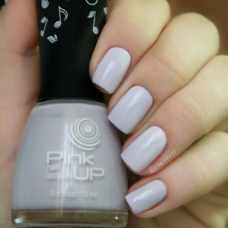 Pink UP Spring Symphony 15 Swatch by cheshirrr