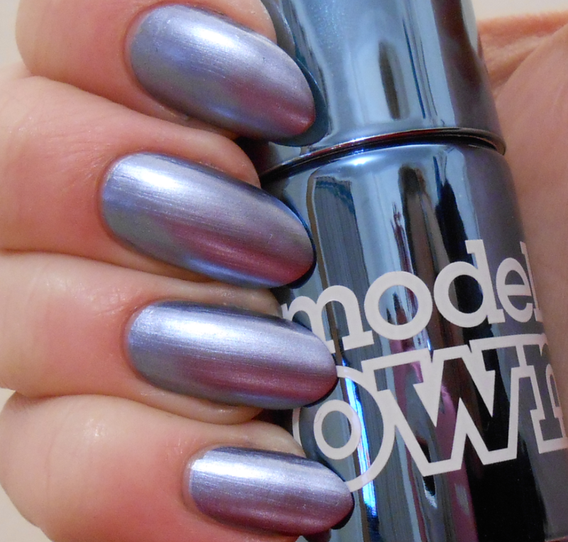 Models Own Indigo Swatch by MyMintNails