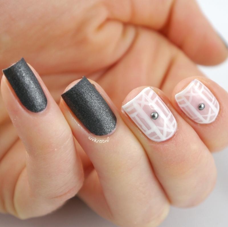 Artdeco Nails nail art by Ann-Kristin