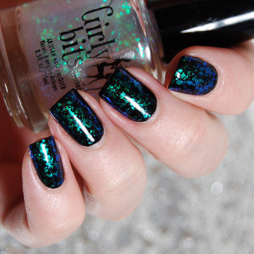 Girly Bits Refresh! Refresh! Refresh! Swatch by Katie of Harlow & Co.