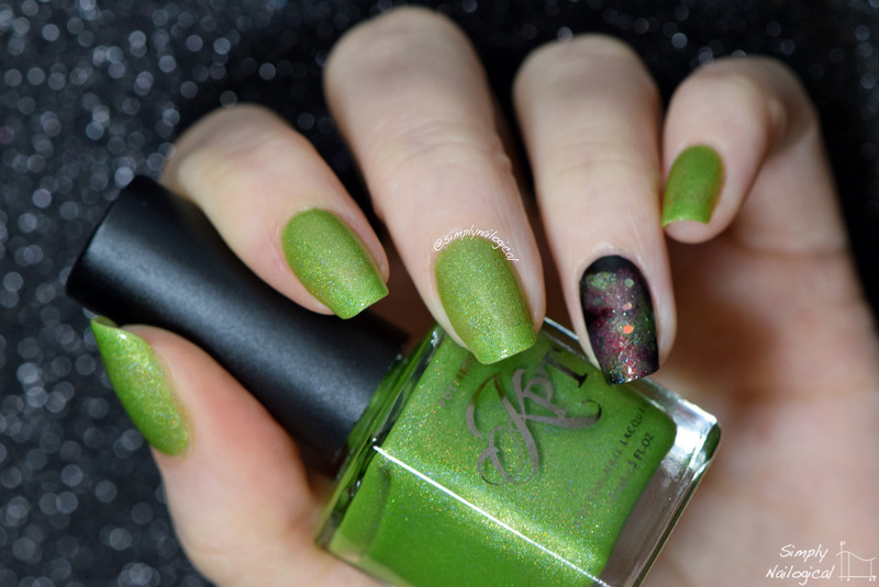 Polished By Kpt Lambda Max 510 Swatch by simplynailogical