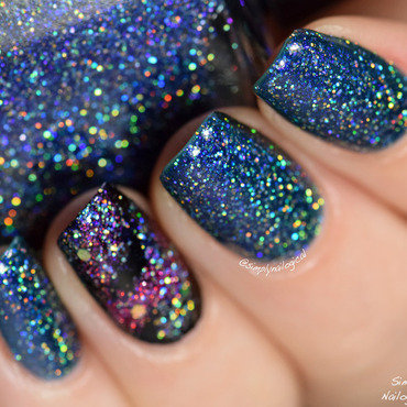 Polished By Kpt Nalani Swatch by simplynailogical