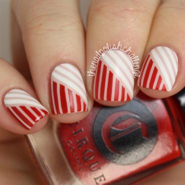 Striping tape nail art thumb370f