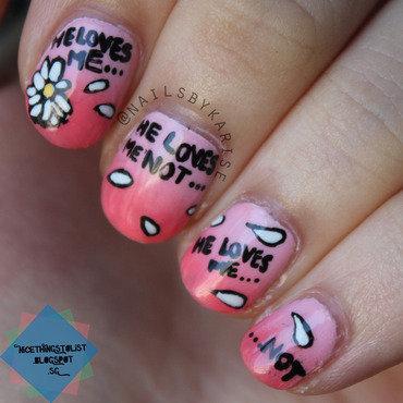 He loves me he loves me not valenties nail art ane li inspired thumb370f