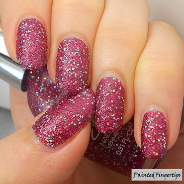Sally Hansen Lady Luck Swatch by Kerry_Fingertips