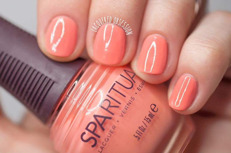 SpaRitual Buoyant Swatch by Lacquered Obsession