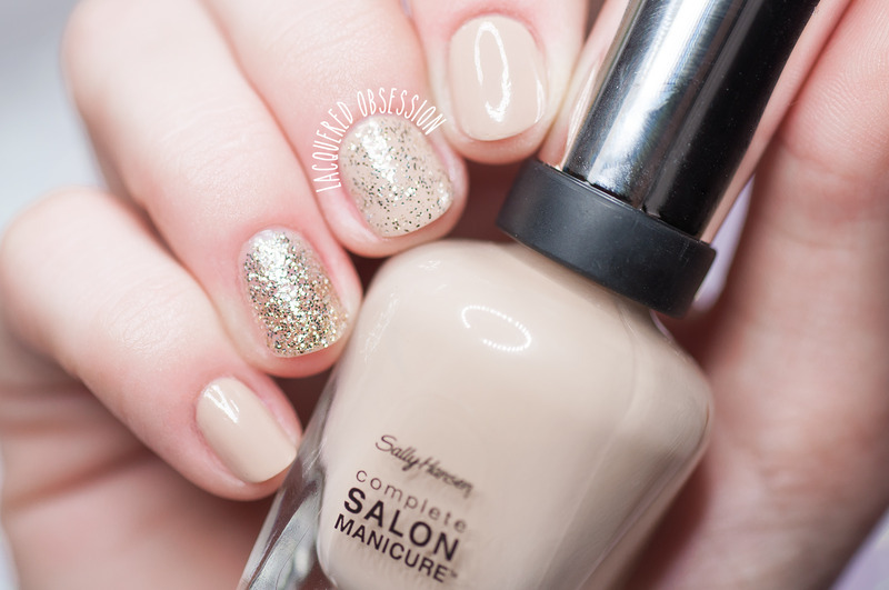 Sally Hansen Complete Salon Manicure Stocking Nude and Sally Hansen ...