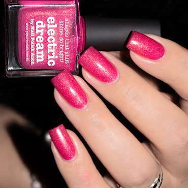 piCture pOlish Electric Dream Swatch by Lizana Nails