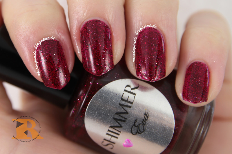 Shimmer Polish Eva Swatch by Robin