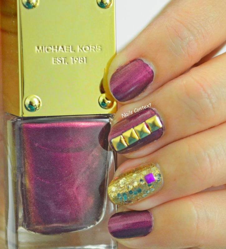 Michael Kors Cabaret Swatch by NailsContext