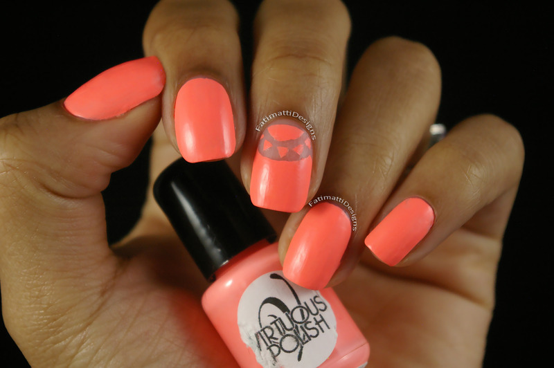 Virtuous Polish Ruth Swatch by Fatimah