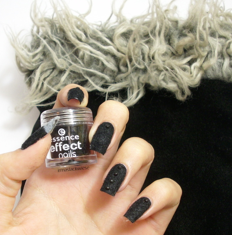furry nails nail art by irma