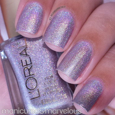 L´Oréal Paris Color Riche Masked Affair Swatch by Rose Mercedes
