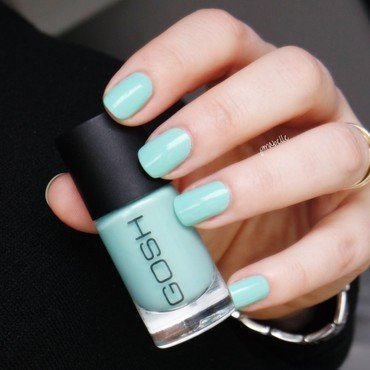 GOSH Miss Minty Swatch by Pmabelle