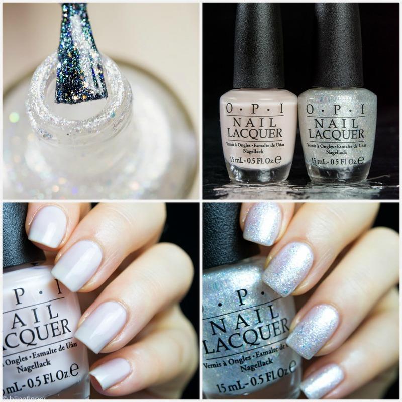 OPI Soft Shades nail art by  Petra  - Blingfinger