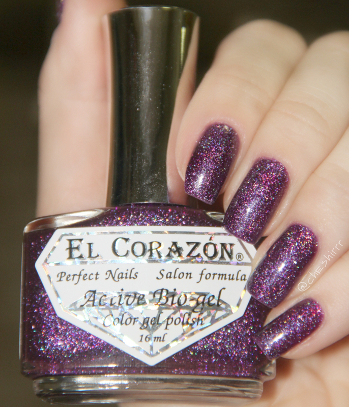 El Corazon Large Holo 423/504 Butterfly Swatch by cheshirrr
