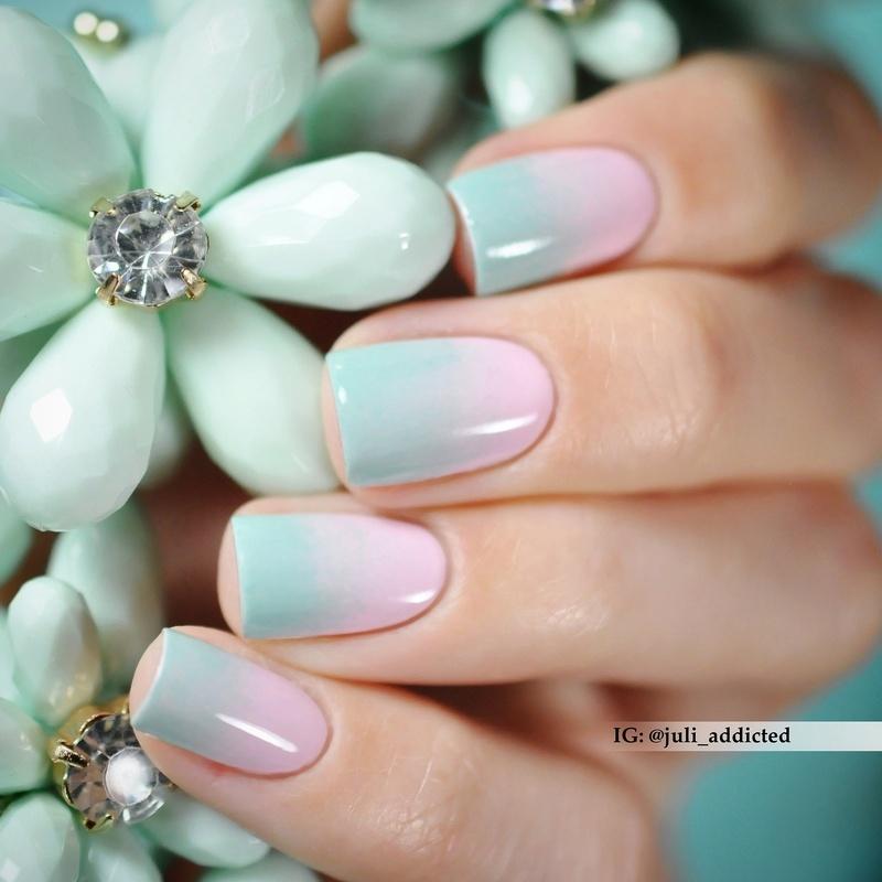 #76 nail art by Juli