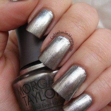 Morgan Taylor Chain Reaction Swatch by Vedrana Brankovic