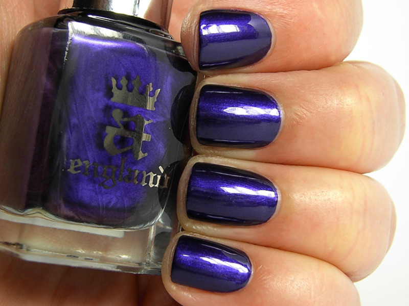 A England The Blessed Damozel Swatch by nihrida