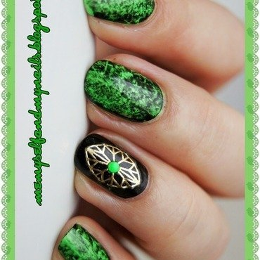 It's magic nail art by ELIZA OK-W