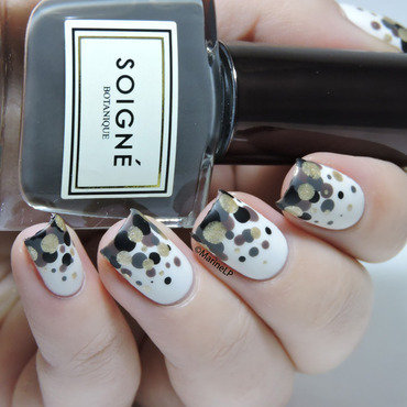 Bubbly nails nail art by Marine Loves Polish