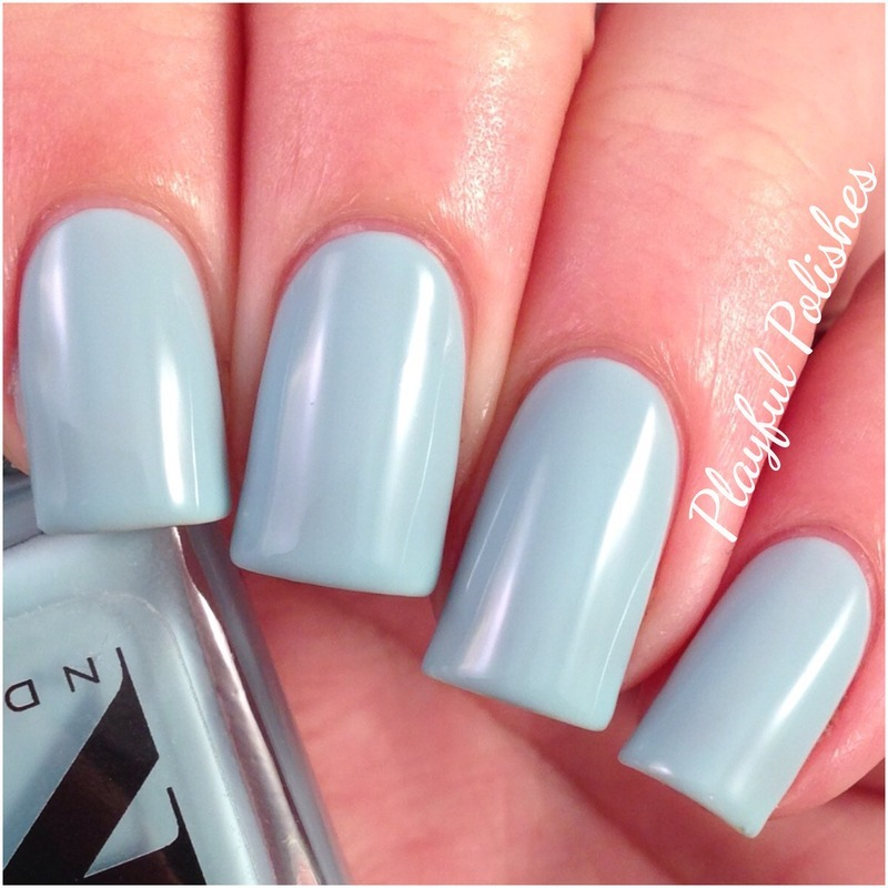 Nd Lacquers Meandros Swatch by Playful Polishes