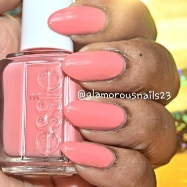 Essie Stones N ' Roses Swatch by glamorousnails23