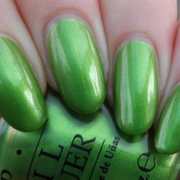 OPI My Gecko Does Tricks Swatch by Plenty of Colors