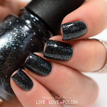 China Glaze Meet me under the Stars Swatch by melyne nailart