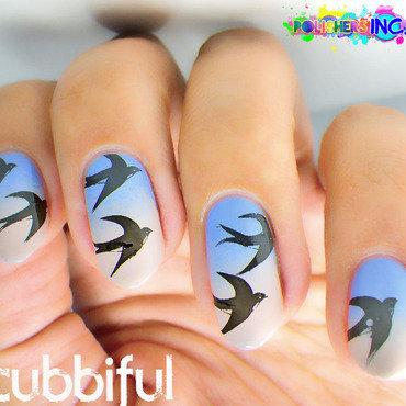 Gradient birds nails thumb370f