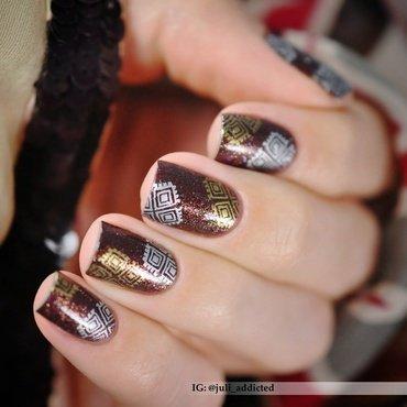 #79 nail art by Juli