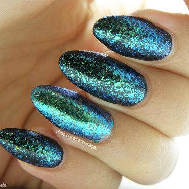 I Love Nail Polish Gaia Swatch by Michelle Mullett