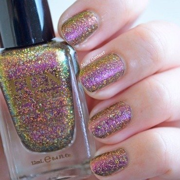 Fun Lacquer Celebrate (H) Swatch by NailsContext